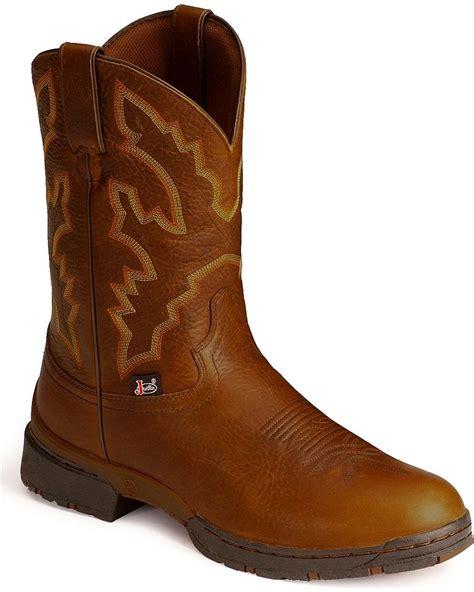 george strait boots justin s george strait 3 1 roper boot toe 9024
