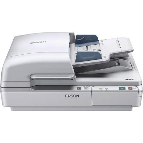 Epson Workforce Ds 6500 Scanner epson workforce ds 6500 document scanner b11b205221 b h photo