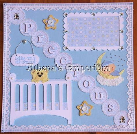scrapbook layout for baby 2202 best images about scrapbooking baby on pinterest
