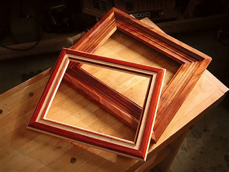 picture frames   router woodworking