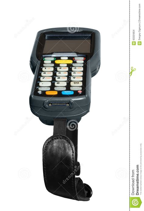 Frd5000 Animal Handheld Reader Scanner barcode scanner stock photo image 63331854