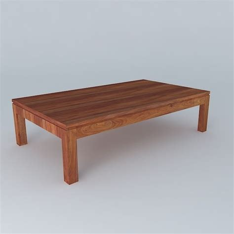 coffee table stockholm houses the world 3d model max obj