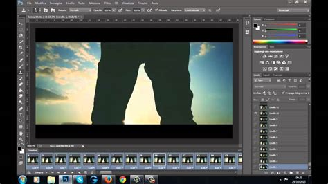 tutorial photoshop italiano tutorial come fare una gif con photoshop cc ita youtube