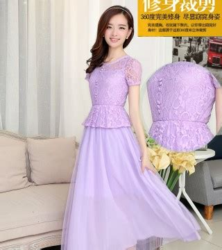 C141 Dress Anak Import Brukat dress pesta brokat cantik model terbaru jual