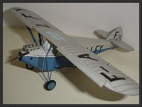 printable paper model airplanes papercraftsquare com new paper craft potez 36 free