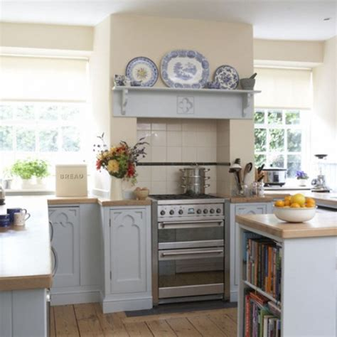 Cottage Kitchens Designs Country Cottage Kitchen Kitchen Design Decorating Ideas Housetohome Co Uk