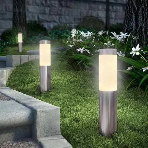 landscape bollard lights led light design amazing led bollard lights commercial
