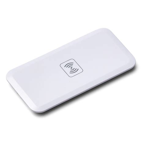 Qi Powerbank wireless qi powerbank mit logo und optionalem adapter
