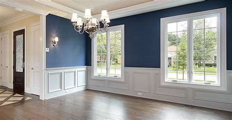 chair rail options new jersey molding make a statement with chair rail
