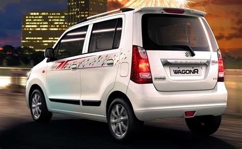 Maruti Suzuki Wagner Maruti Suzuki Wagon R Felicity Limited Edition Launched At