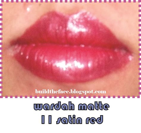 Harga Wardah Velvety Brown build the 176 176 wardah lipstick collections part 2
