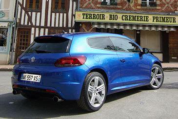 scirocco 5 porte volkswagen scirocco r 2010 essai