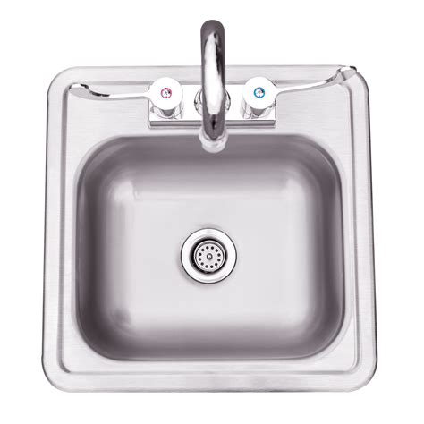 top kitchen sink faucets stainless steel drop in sink with faucet summerset