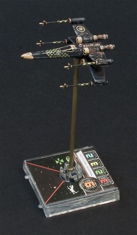Painting X Wing Miniatures by Wars X Wing Miniatures This Guys Skill At