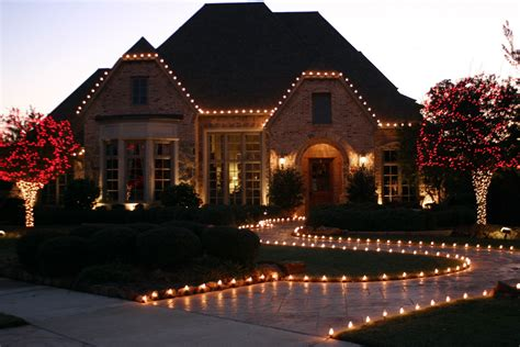 simple christmas lights on houses fewer homes are on the