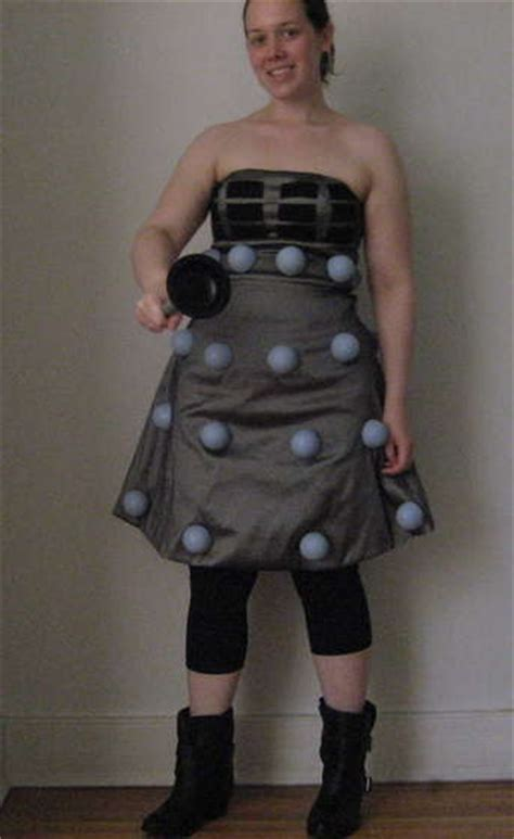 diy dalek dress doctor who roundup 5 uber geeky projects 187 dollar store crafts