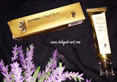Oxyglow Salep Pelicin Wajah pengalaman pakai pelicin wajah oxyglow my mind untaian