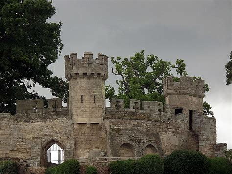 Castel Top castle top photograph by andrew knott