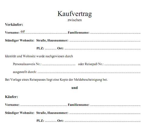 Kaufvertrag Auto Gew Hrleistung by Gebrauchtwagen Kaufvertrag Kaufvertrag Gebrauchtwagen Pdf