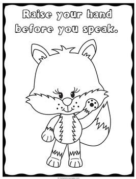 manners coloring pages preschool manners matter behavior game coloring puzzle pages and