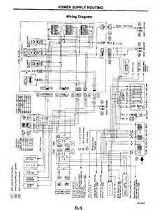 solved nissan wiring diagrams fixya