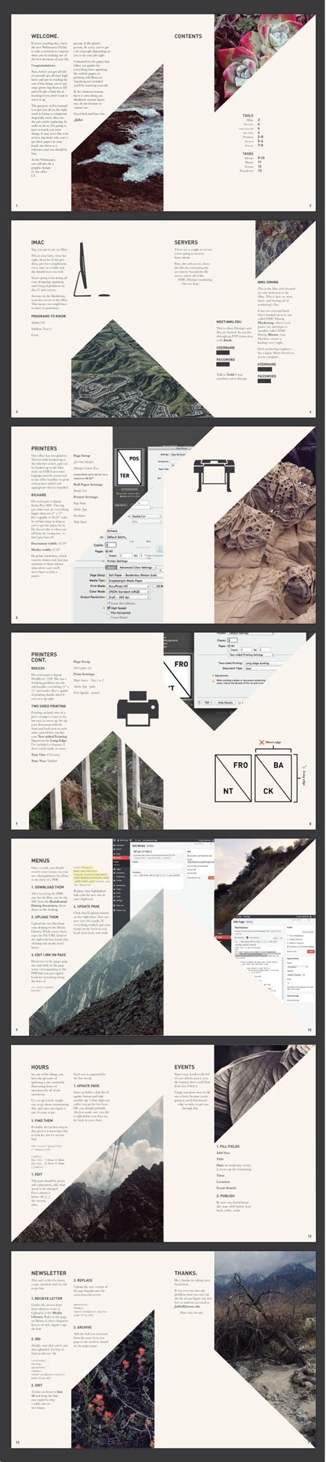 print page layout design inspiration 20 best page numbering images on pinterest editorial