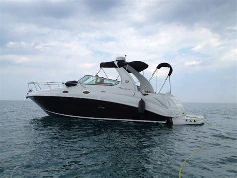 sea ray boats wisconsin 1995 sea ray 280 sundancer boats for sale in wisconsin