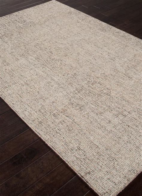 Britta Collection 100 Wool Area Rug In White Ice By Area Rugs 100