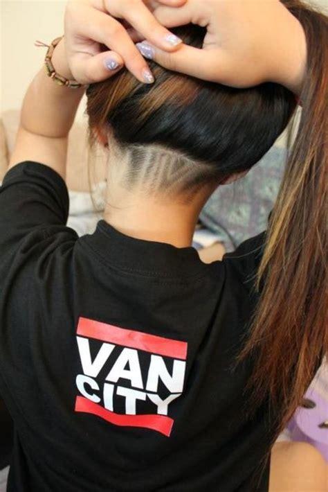 17 best ideas about undercut 17 best ideas about undercut ponytail on pinterest