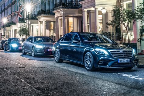 Audi Or Bmw Or Mercedes by Mercedes S Class Vs Audi A8 Vs Bmw 7 Series 2018