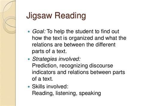 Jigsaw Reading Activities Worksheets by All Worksheets 187 Jigsaw Reading Activities Worksheets