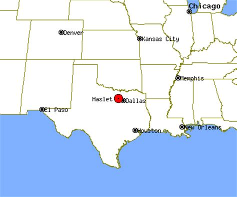 map of haslet texas haslet profile haslet tx population crime map