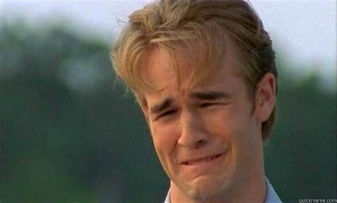 james vanderbeek crying memes quickmeme