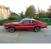 All American Classic Cars 1977 Ford Maverick 2 Door Coupe
