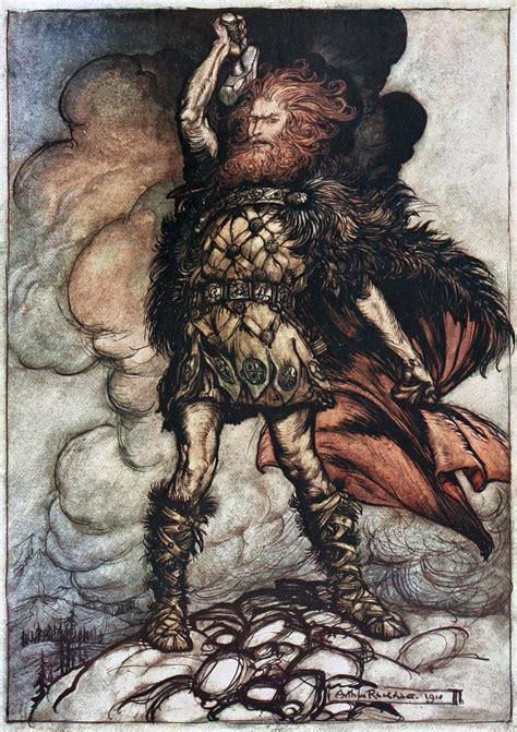 norse mythology mythology and symbolism