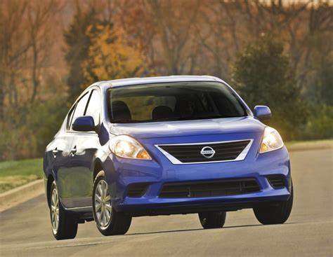 nissan cars 2014 2014 nissan versa sedan pricing and specification revealed