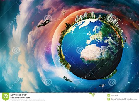 planet turs earth planet stock photo image 40253408