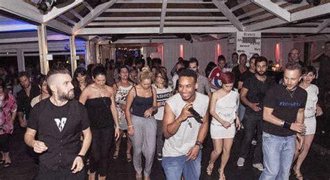 tucanos porto san giorgio anche nelle discoteche si balla al ritmo carioca