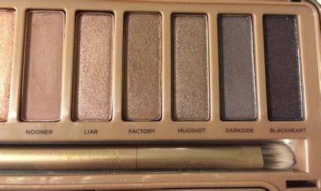 Simply Skin M Pallete 78 Eyeshadow decay 3 palette paperblog