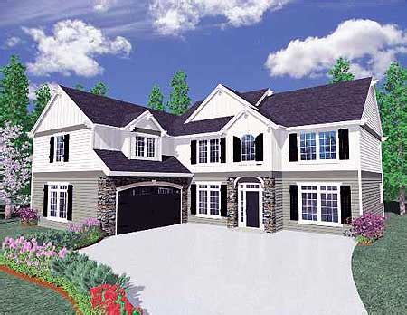 l shaped ranch style house plans dormer above garage house exterior pinterest house curb appeal and driveways