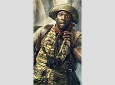 Wallpaper Jumanji: Welcome to the Jungle, Kevin Hart, 5k ... Kevin Hart