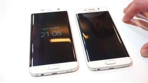 Samsung S7 Edge Vs S6 Edge samsung galaxy s7 edge vs galaxy s6 edge pocketnow