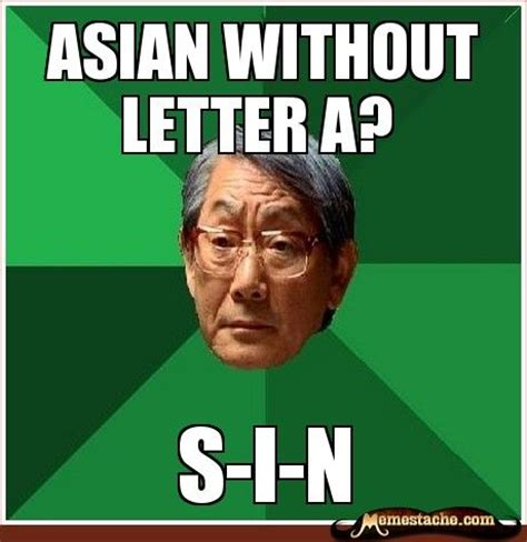 Asain Meme - memestache one site all the top memes high