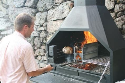 Braai Le Barbecue 224 Bois Traditionnel Sud Africain