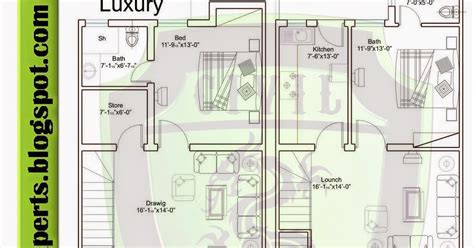 home design 6 marla civil experts 6 marla houses plans