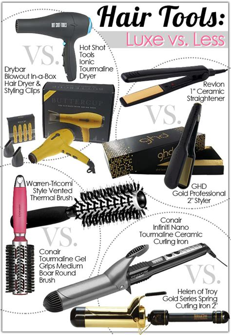 best hair styler tools get hair the best hair tools for every budget