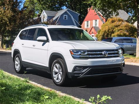 vw car net review vw atlas review photos details business insider