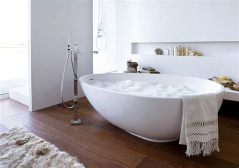 Bathtub Bathroom Ideas by Free Standing Tub Bathroom Design Decobizz