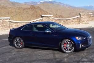 2018 audi s5 drive review autotrader