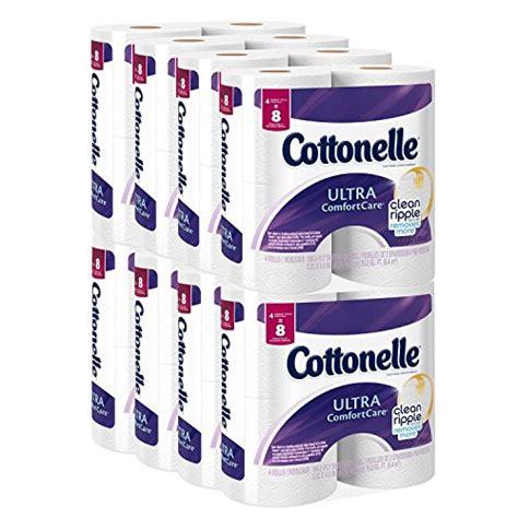 cottonelle toilet paper 60 rolls cottonelle ultra comfort care mega roll toilet paper
